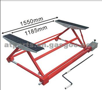 Hydraulic Scissor Lift Design – Entertainment and sport