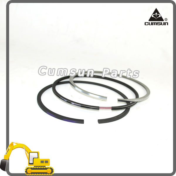 Cummins QSB6.7 Piston Ring Set 4955251, OEMNO:4955251