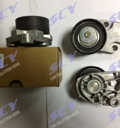 timing belt tensioner for chevrolet chevy aveo aveo5 96350550 25183772 oem number 96350550 25183772 shanghai jinyi industry trade co ltd [ 2592 x 1936 Pixel ]