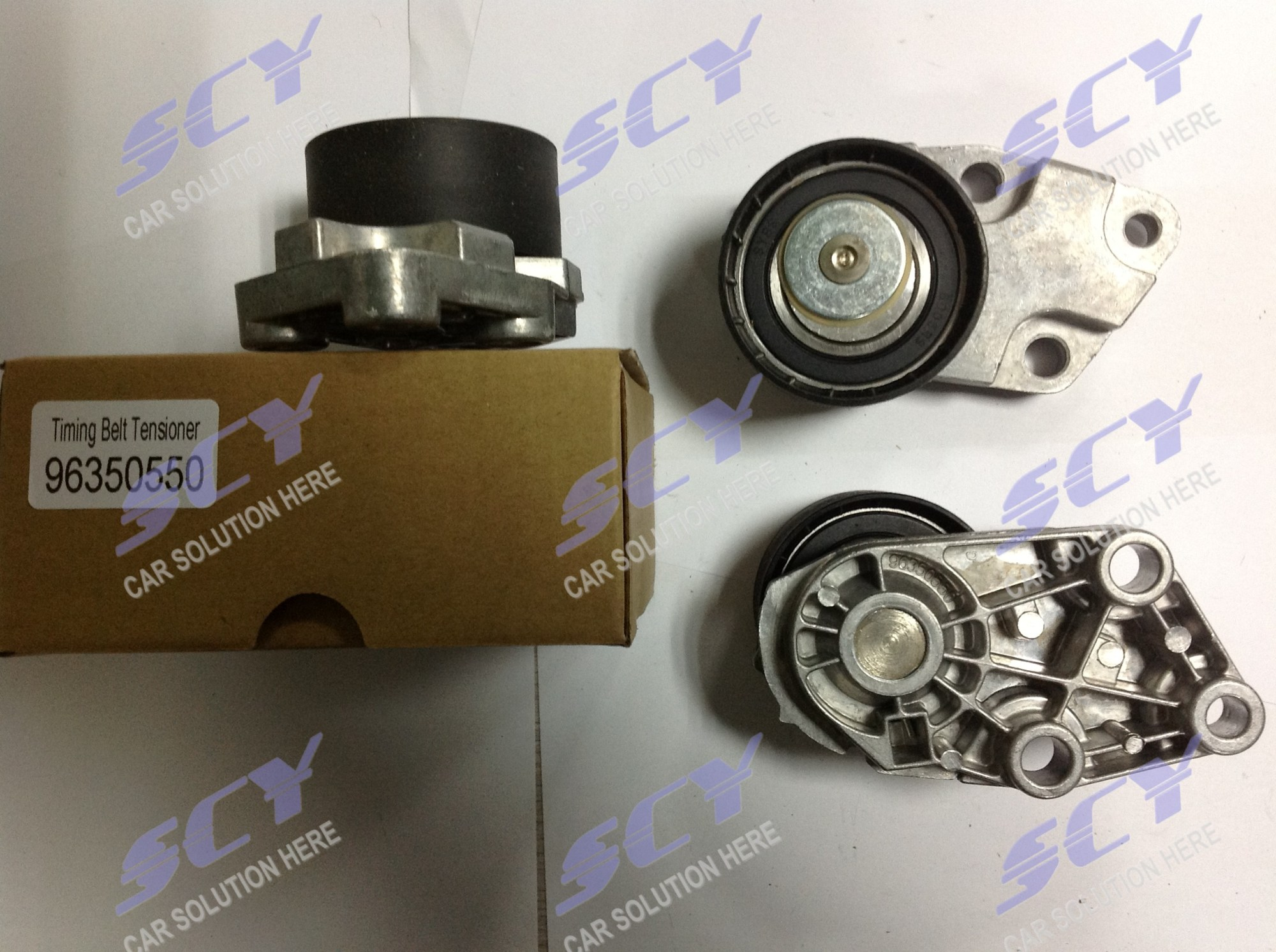 hight resolution of timing belt tensioner for chevrolet chevy aveo aveo5 96350550 25183772 oem number 96350550 25183772 shanghai jinyi industry trade co ltd
