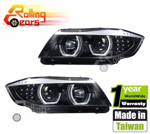 small resolution of halo projector headlights silver eyebrow for bmw e90 e91 316d 316i 318d 318i 320d 320i 323i 325d 325i 328i 330d 330i 335d 335i