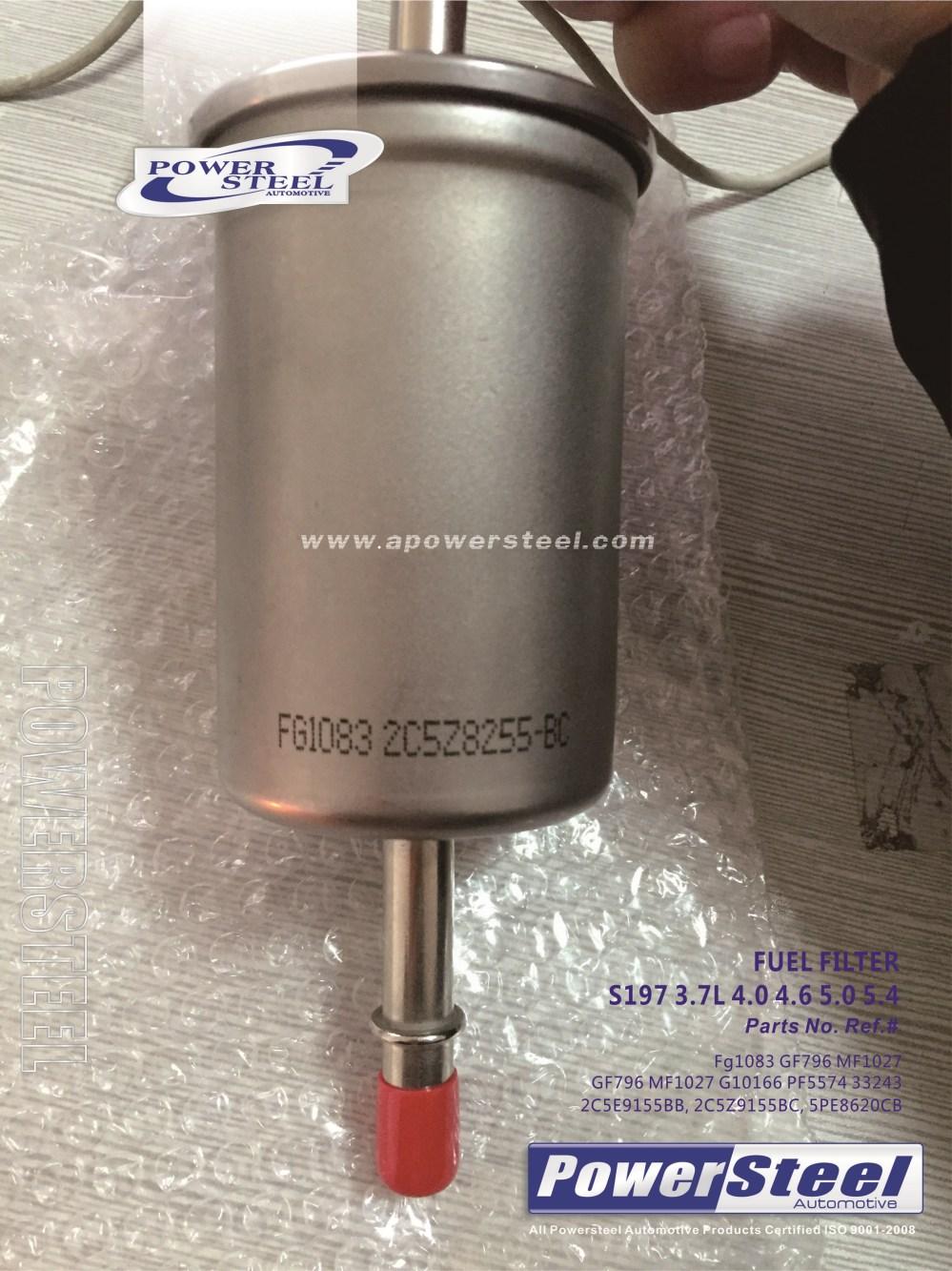 medium resolution of fuel filter 2c5e9155bb 2c5z9155bc 5pe8620cb fg1083 gf796 mf1027 gf796