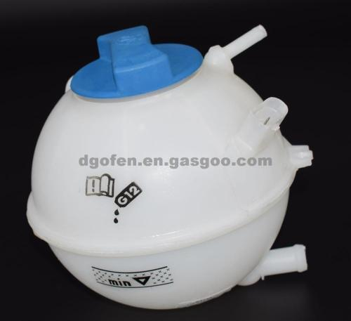 small resolution of engine coolant recovery tank for audi tt 1j0121403b
