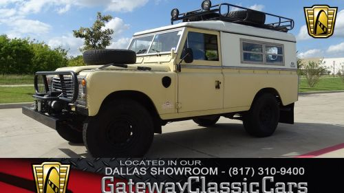 small resolution of 1983 land rover 110 lwb stage one v8
