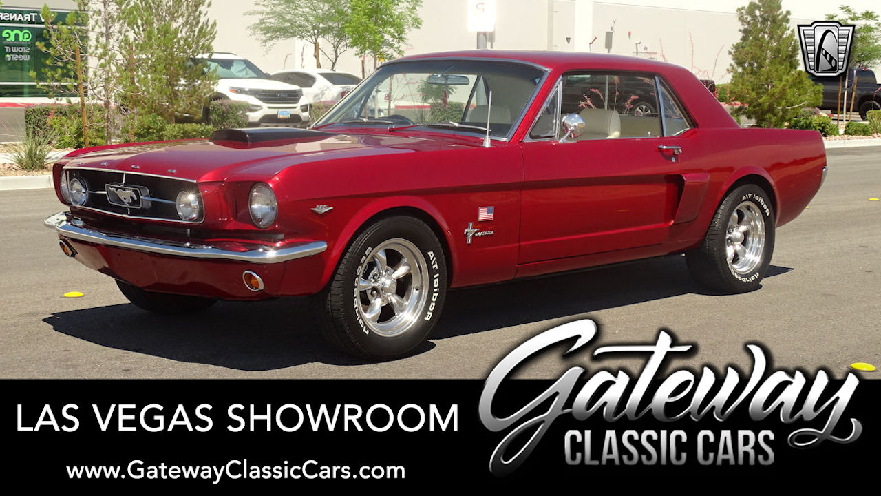 Want a vintage ford mustang in the garage, but can't actually afford one? 1965 Ford Mustang For Sale West Sacramento California Gateway Classic Cars