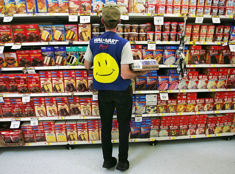 Image result for walmart worker