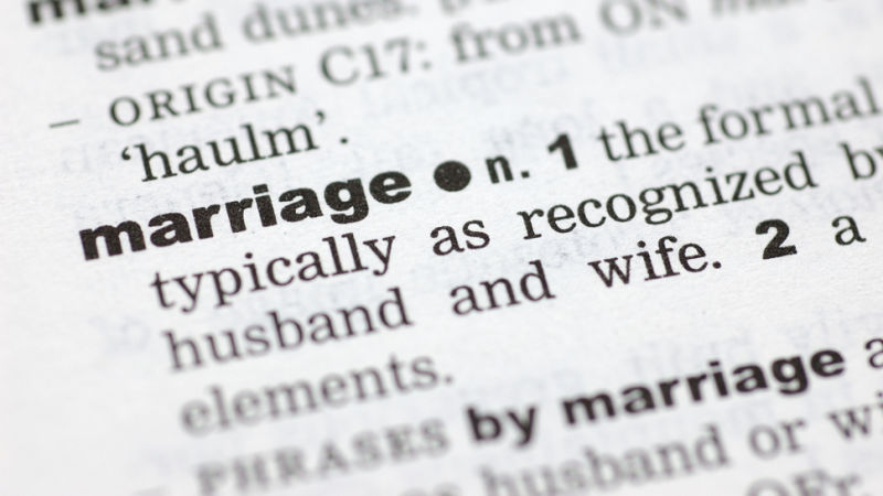 Oxford Dictionary to 'Redefine' Marriage to Include Same