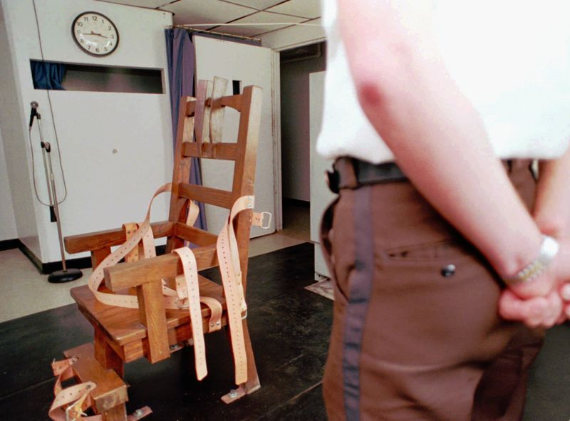 florida electric chair kirton accessories virginian execution methods could include compulsory use of the by tomorrow