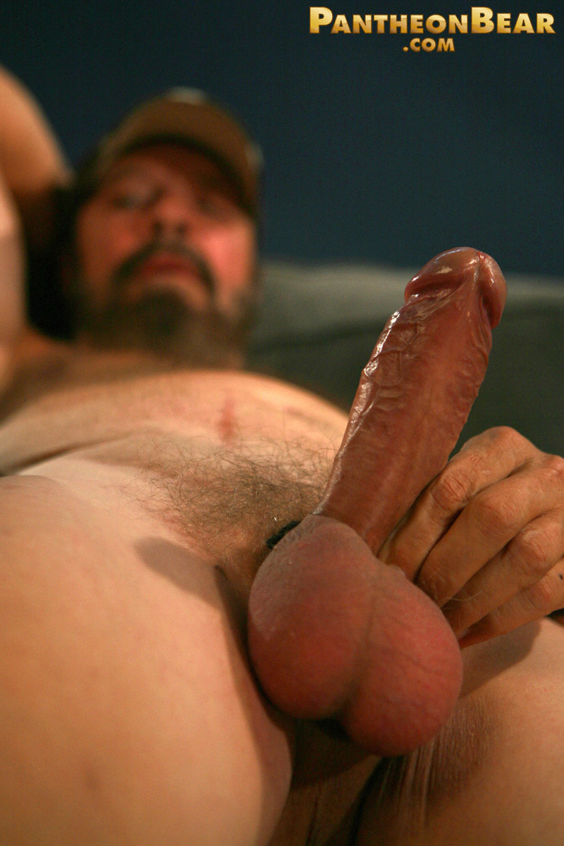 Rocky Nelson shows cock