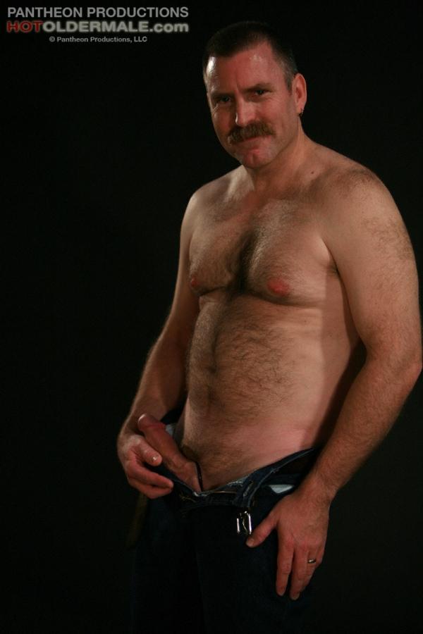 Hairy bear David Teal
