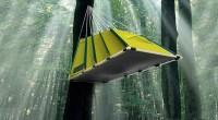 Prototypes  Hanging Tent, Rolled-Foam Hammock | GearJunkie