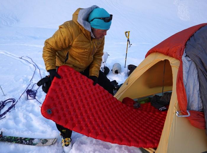 DualChamber Design Best Camp Pad Of 2015