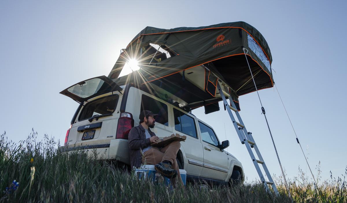 Rooftop Tents Get Upgrade