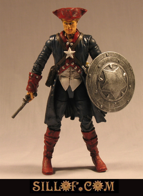 Sillofs Marvel steampunk heroes
