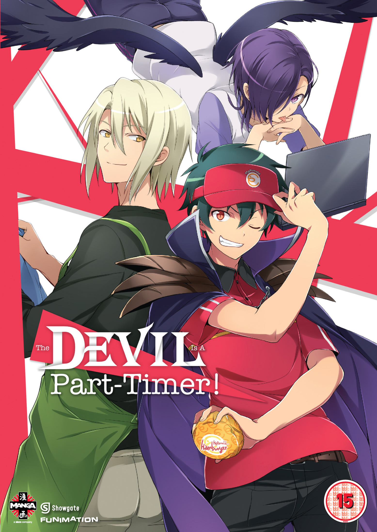 Devil Is A Part Timer Bs