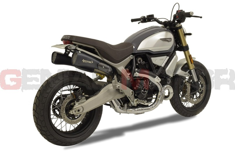Exhaust Hp Corse Hydroform Srt Black