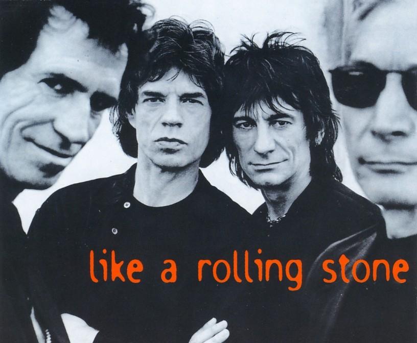 The Rolling Stones – Like a Rolling Stone Lyrics   Genius ...