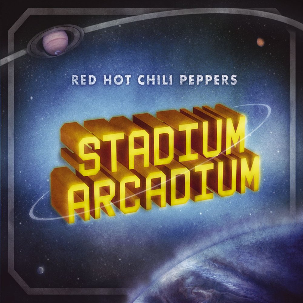 Image result for stadium arcadium