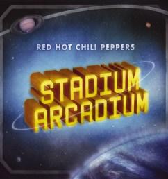 stadium arcadium [ 1000 x 1000 Pixel ]