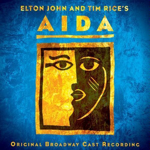 Elton John  Aida Original Broadway Cast Recording