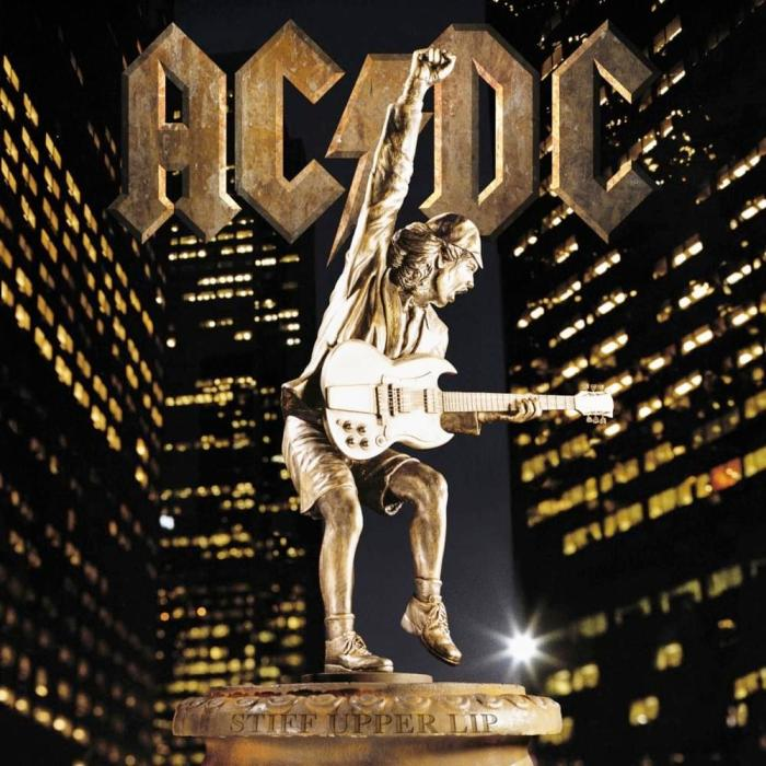 Image result for AC/DC – Stiff Upper Lip