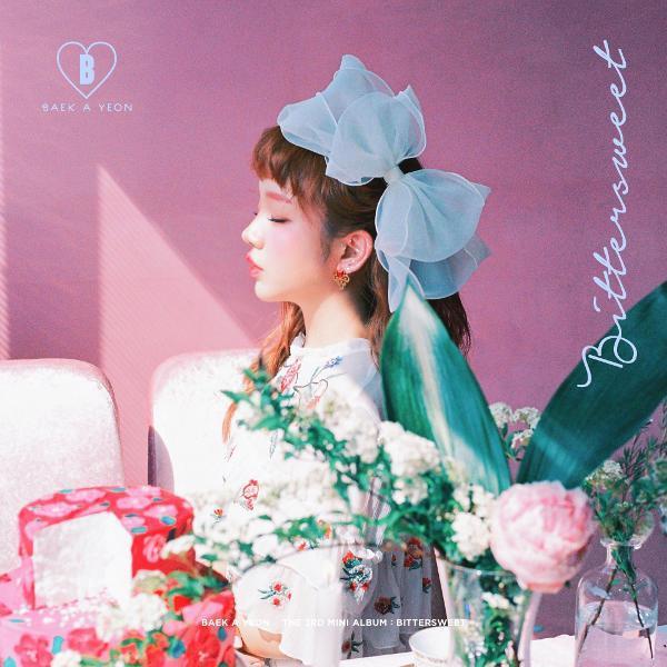 Imagini pentru baek ah yeon Bittersweet album