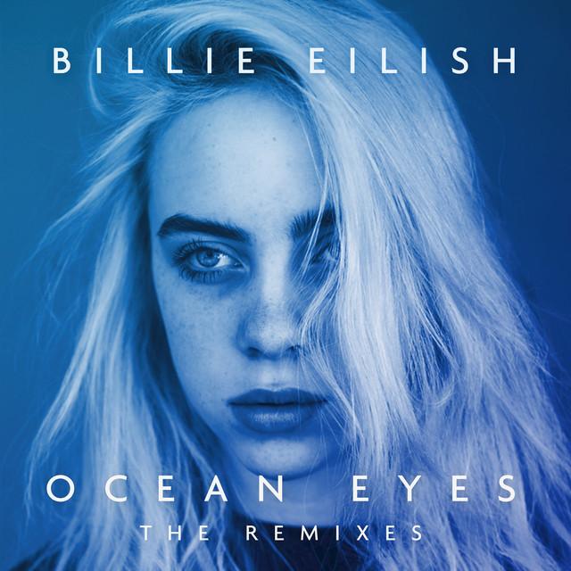 Billie Eilish  Ocean Eyes Astronomyy Edit Lyrics