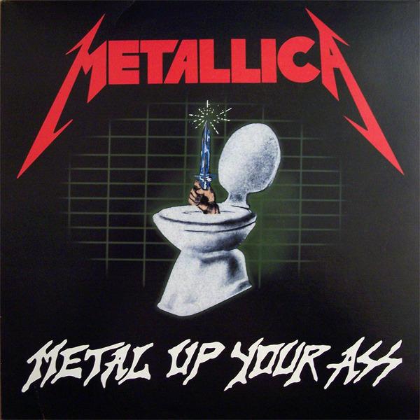 Metallica Hit Lights