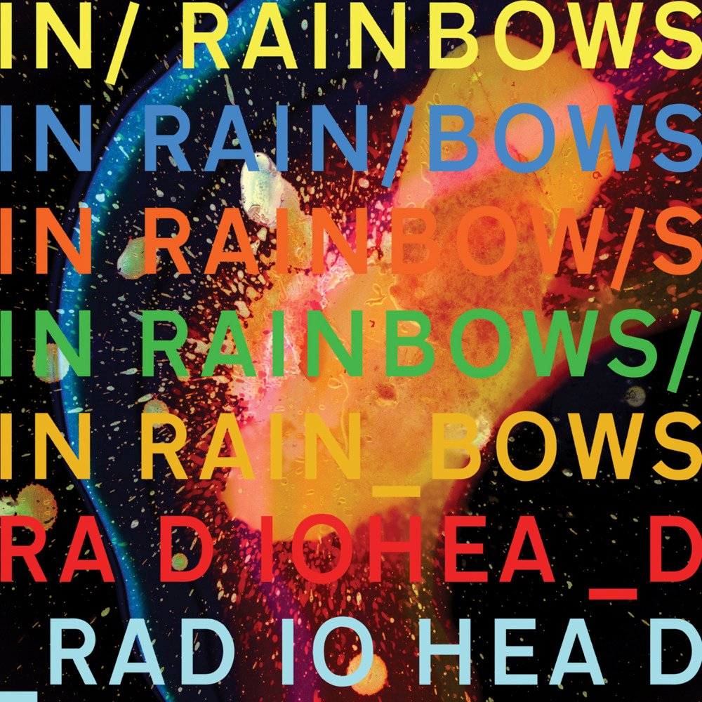 Image result for radiohead in rainbows