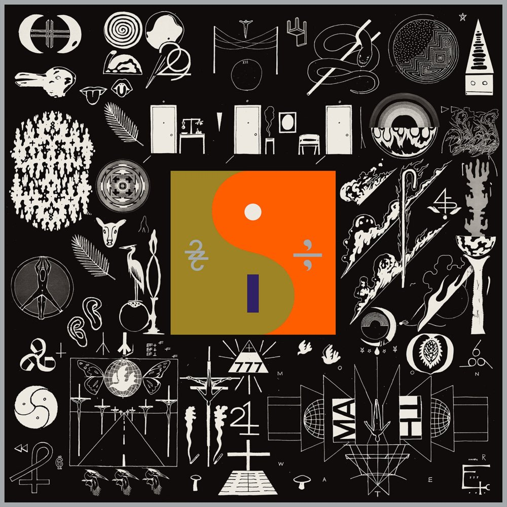 Image result for bon iver 22 a million