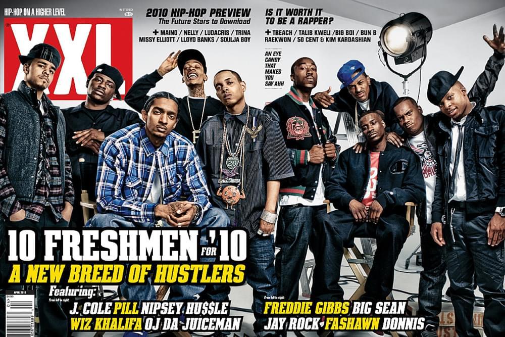J Cole XXL Freshman Freestyle J Cole Lyrics Genius Lyrics