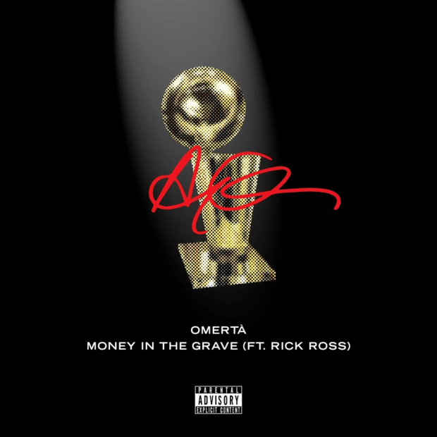 Image result for Drake – Money In The Grave (feat. Rick Ross)