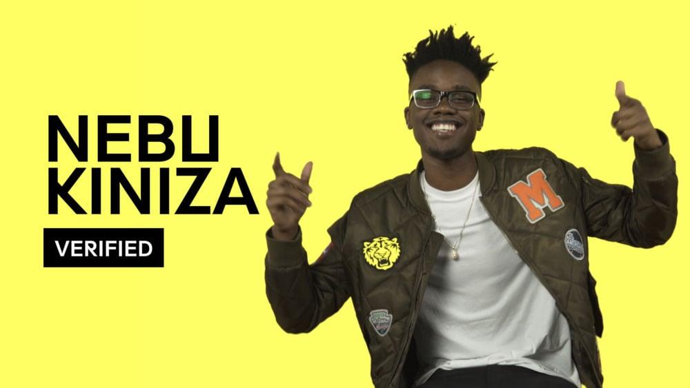 Nebu Kiniza Breaks Down Gassed Up On Genius Video