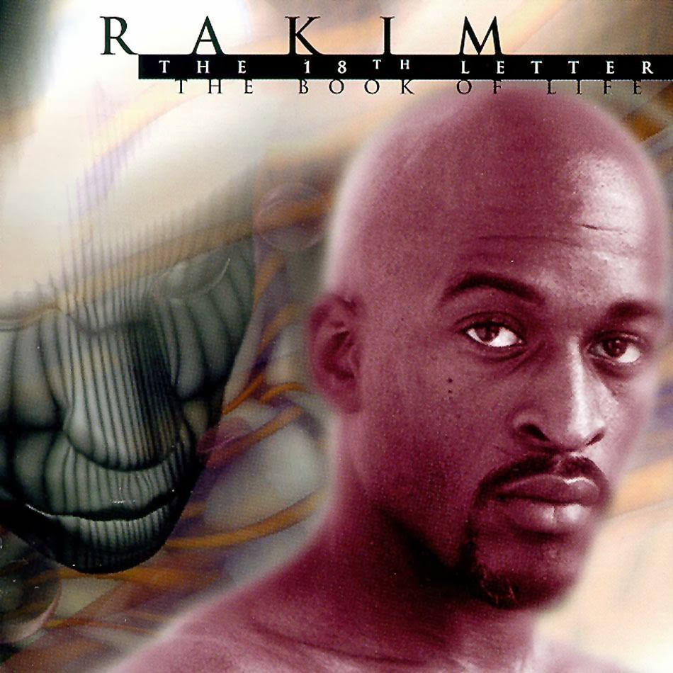 Rakim The 18th Letter Lyrics And Tracklist Genius