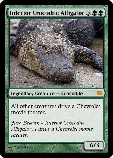 king chip interior crocodile