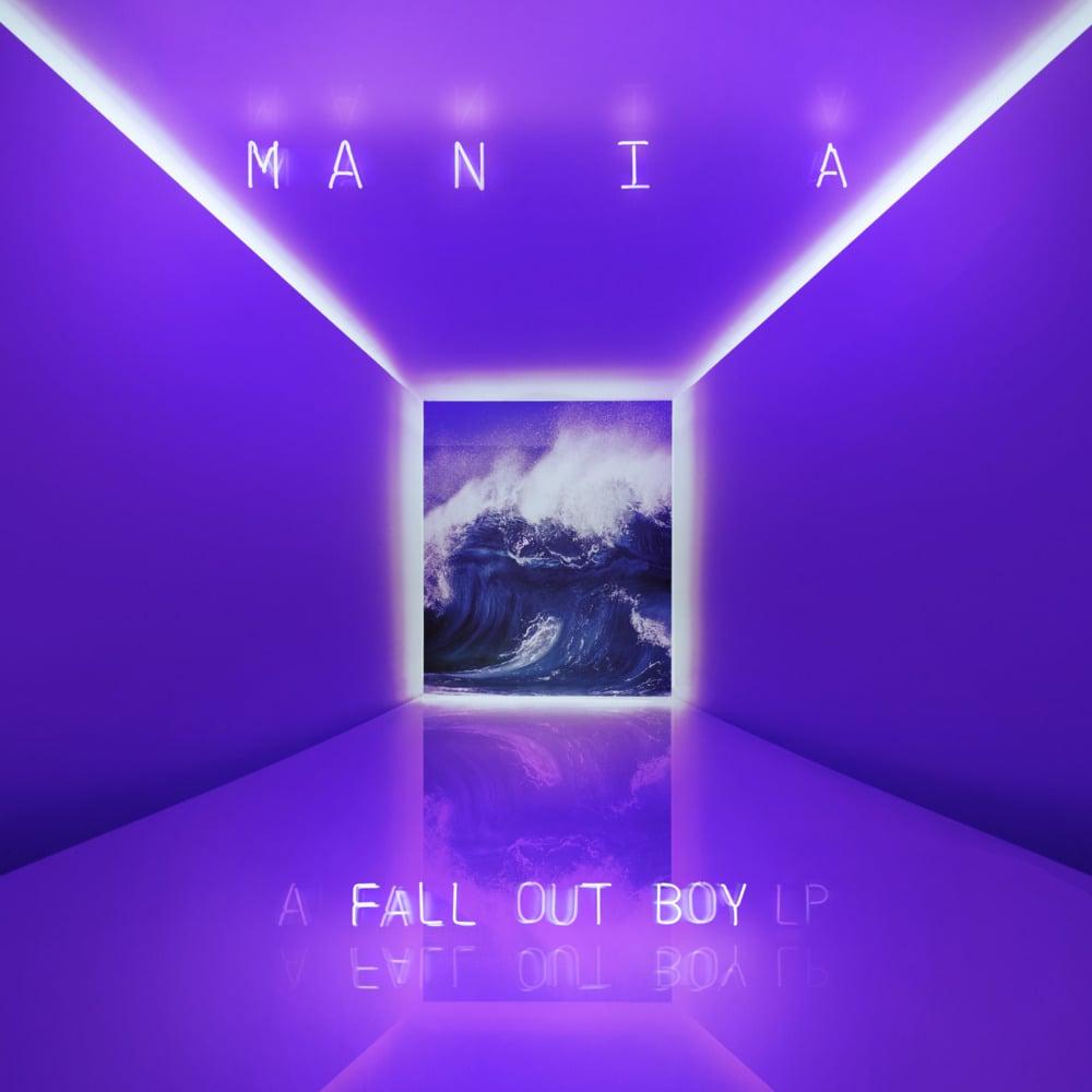 Mania Album Cover Fall Out Boy Wallpaper Fall Out Boy Young And Menace Lyrics Genius Lyrics
