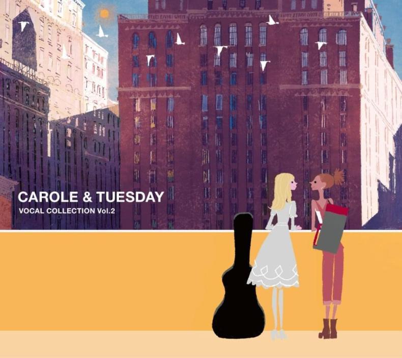 Carole & Tuesday - VOCAL COLLECTION vol.2 Lyrics and Tracklist   Genius