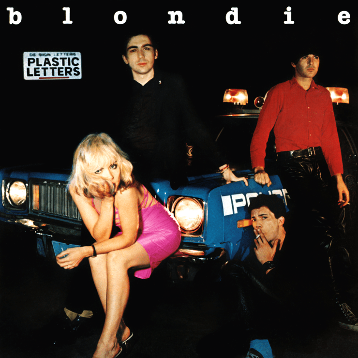 Blondie - Plastic Letters Lyrics and Tracklist | Genius