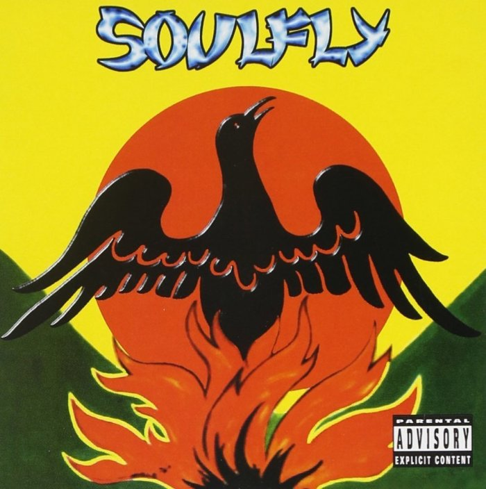 Image result for Soulfly – Primitive