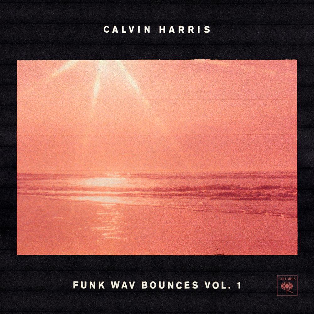 Image result for calvin harris funk wav vol 1 digipak