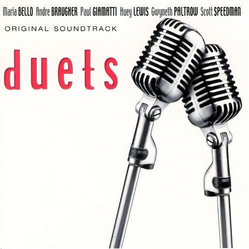 Gwyneth Paltrow & Huey Lewis