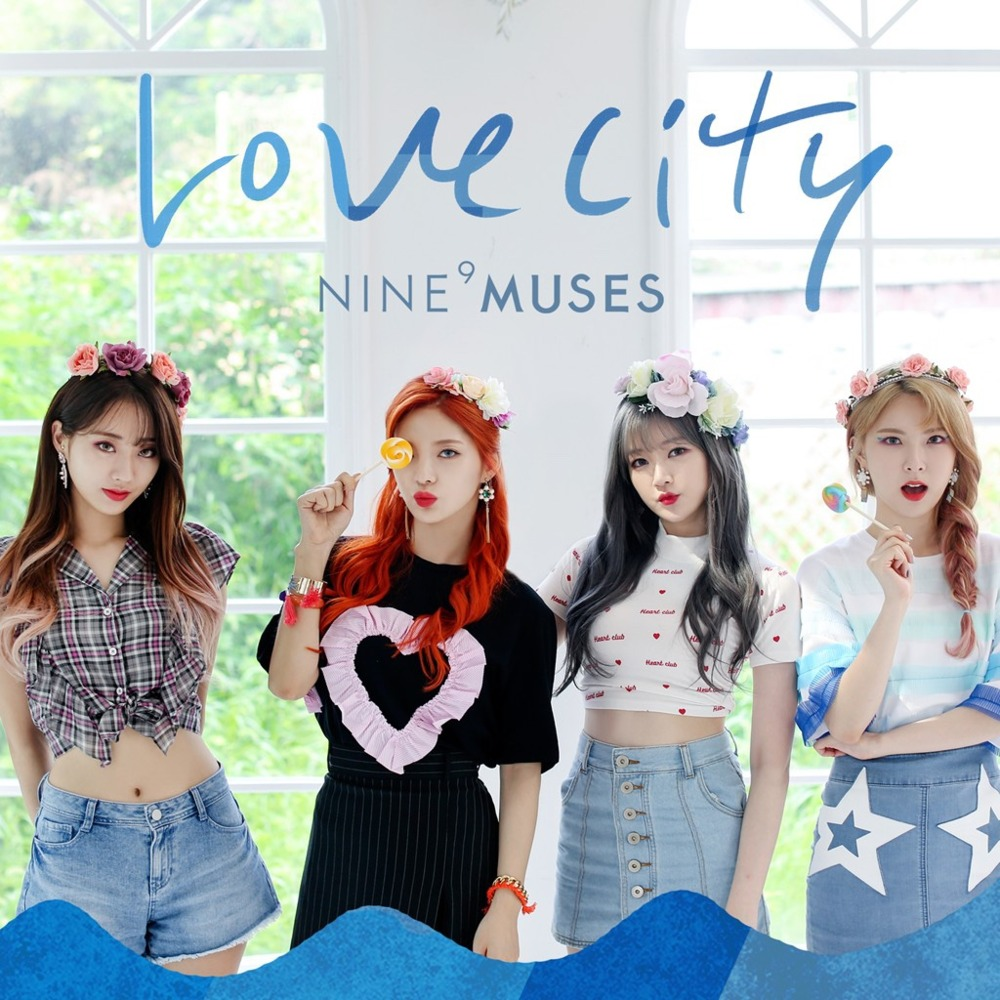 Image result for nine muses love city