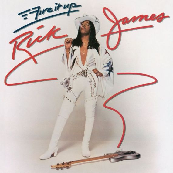 Image result for rick james fire it up