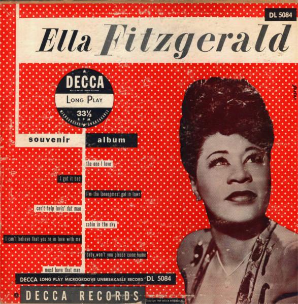Ella Fitzgerald  I Got It Bad Lyrics  Genius Lyrics