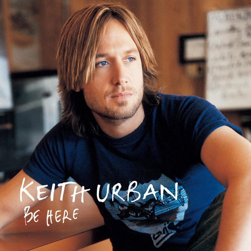 tonight i wanna cry, keith urban