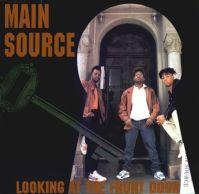 Main Source  Looking at the Front Door Lyrics | Genius Lyrics