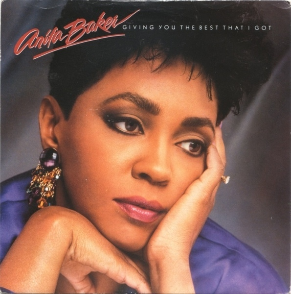 Anita Baker  Giving You The Best That I Got Lyrics