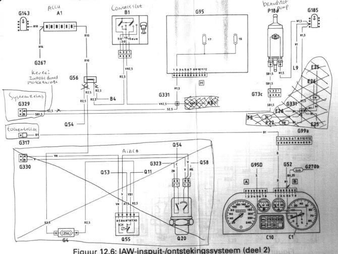 wiring diagram for alfa romeo 166  vauxhall corsa fuse box