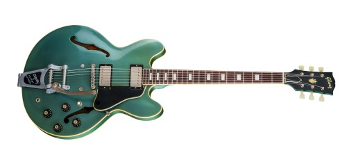small resolution of the 2018 gibson es 335 anchor stud bigsby is a classic rock n roll guitar with a modern makeover originally only available as a custom order