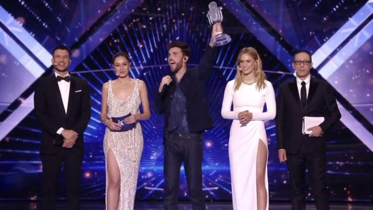 Duncan Laurence Wint Het Eurovisie Songfestival 2019